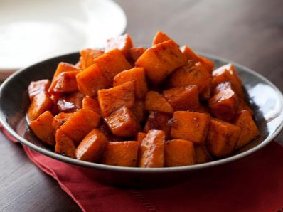 Roasted-Sweet-Potatoes-with-Honey-and-Cinnamon