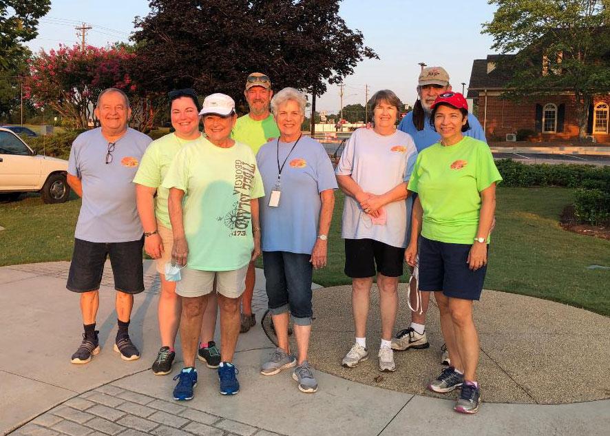 SFM Volunteers 2020